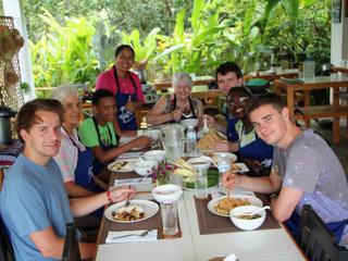 Bangkok Cooking Class Tour