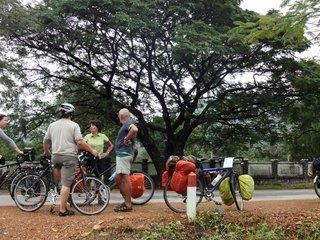 Ayutthaya Cycling Tour 1 Day