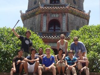Vietnam School Trip with Charity