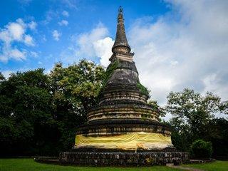 Saraphi - Chiang Mai (B, L)