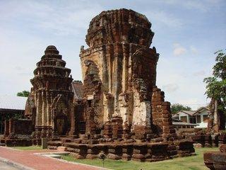 Phetchaburi Summer Palace 1 Day