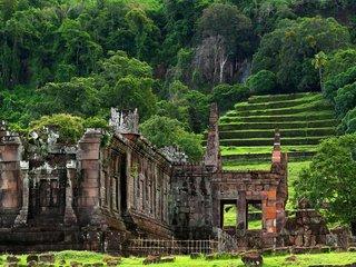 Wat Phou - Mount Asa 1 Day