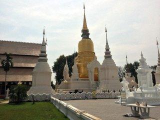 Bangkok - Chiang Mai (B, D)