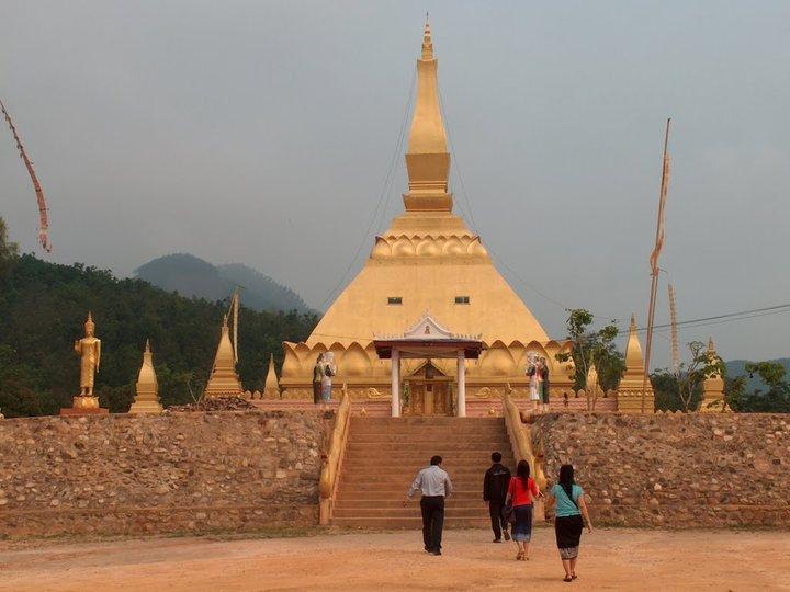 Luang Namtha Stupa