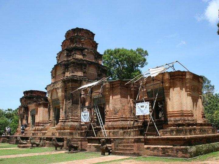Kravan Temple