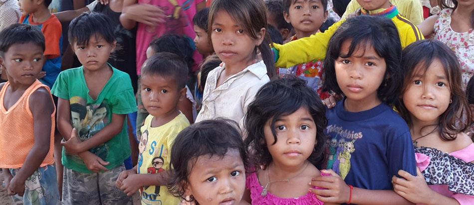 Cambodia Charity Tours